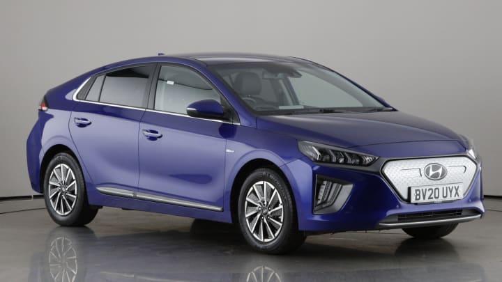 2020 used Hyundai Ioniq Premium SE