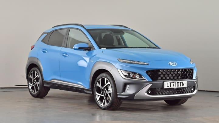 2021 subscription Hyundai KONA 1L Premium T-GDi MHEV