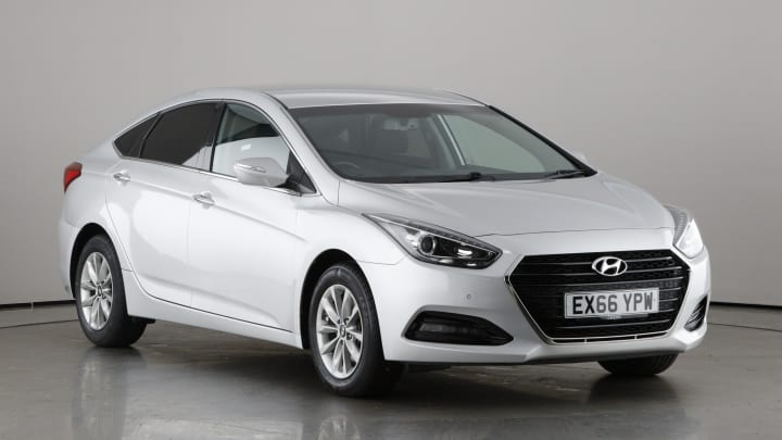 2016 used Hyundai i40 1.7L SE Nav Blue Drive CRDi
