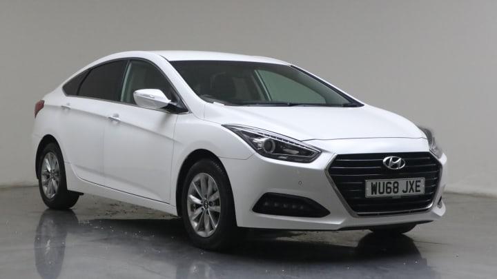 2018 used Hyundai i40 1.7L SE Nav Blue Drive CRDi