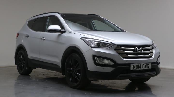2014 Used Hyundai Santa Fe 2.2L Premium SE CRDi
