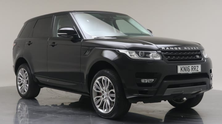 2016 Used Land Rover Range Rover Sport 4.4L Autobiography Dynamic SD