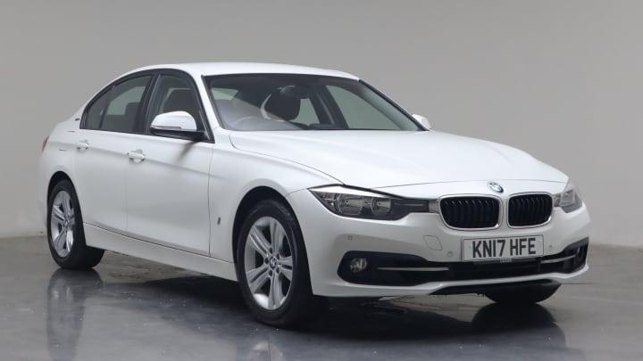2017 Used BMW 3 Series 2L Sport 330e