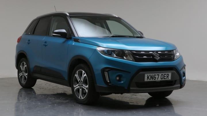 2017 Used Suzuki Vitara 1.6L SZ5 DDiS