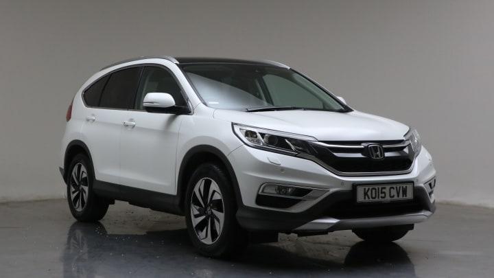 2015 Used Honda CR-V 2L EX i-VTEC