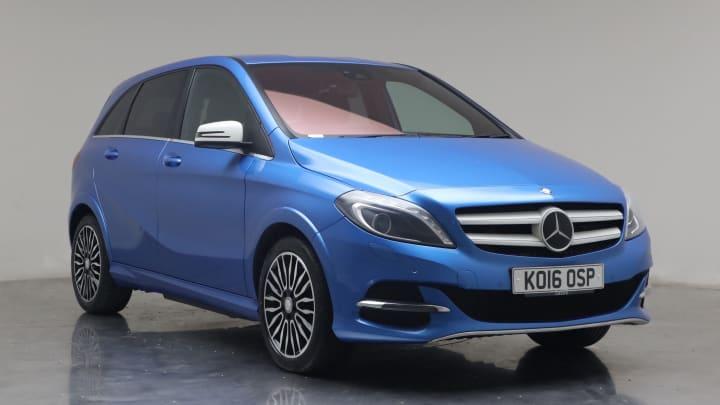 2016 Used Mercedes-Benz B Class Electric Art E