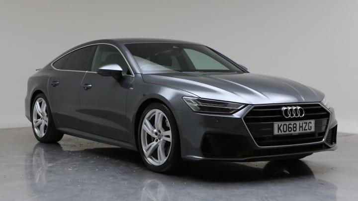 2018 Used Audi A7 3L S line TDI V6