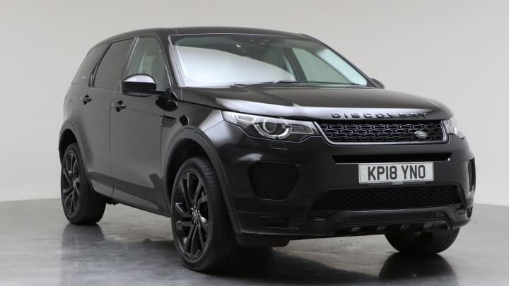 2018 Used Land Rover Discovery Sport 2L HSE Dynamic Lux Si4