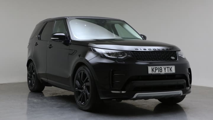 2018 Used Land Rover Discovery 3L HSE Luxury TD V6