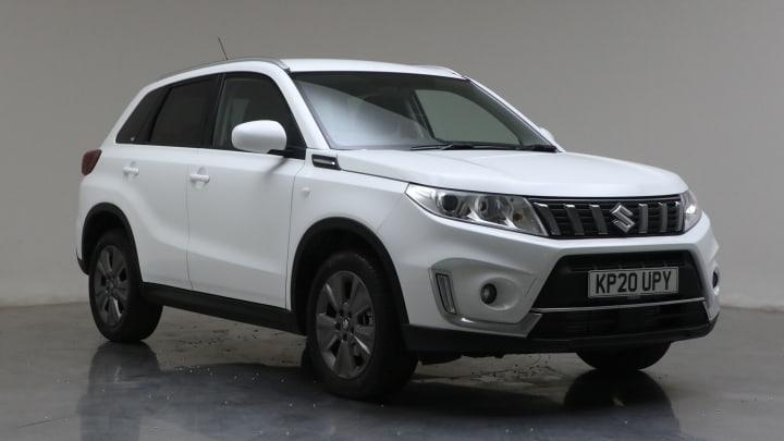 2020 Used Suzuki Vitara 1.4L SZ-T Boosterjet MHEV