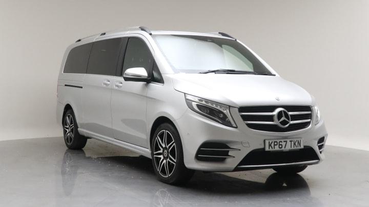 2018 Used Mercedes-Benz V Class 2.1L AMG Line V220d