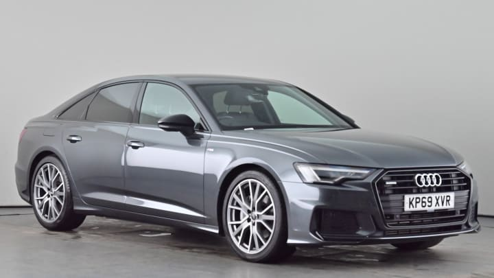 2019 Used Audi A6 Saloon 2L Black Edition TFSI