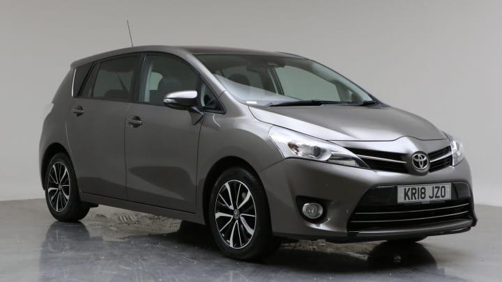 2018 Used Toyota Verso 1.8L Design V-matic