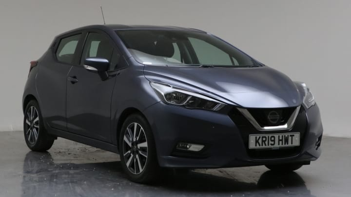 2019 Used Nissan Micra 1.5L Acenta dCi