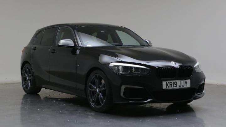 2019 Used BMW 1 Series 3L Shadow Edition M140i