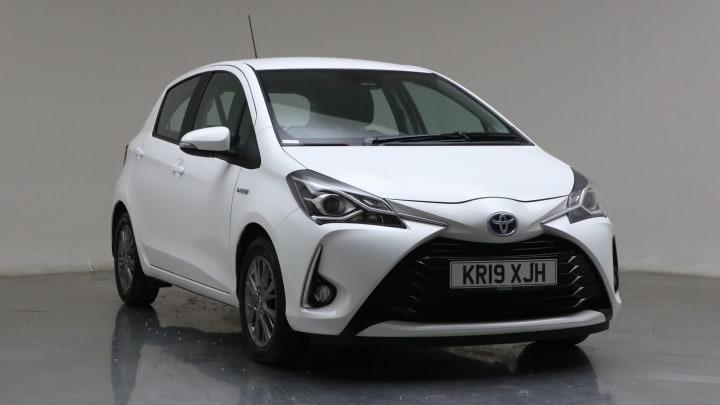 2019 Used Toyota Yaris 1.5L Icon VVT-h
