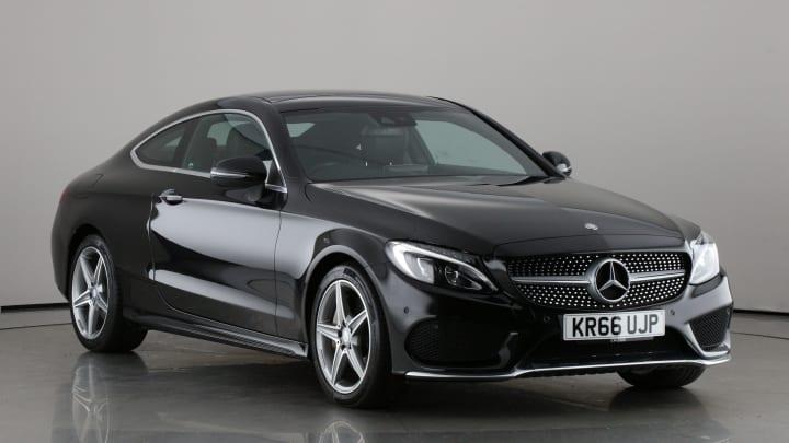 2016 used Mercedes-Benz C Class 2.1L AMG Line C250d
