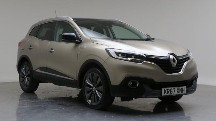 2017 Used Renault Kadjar 1.5L Signature Nav dCi