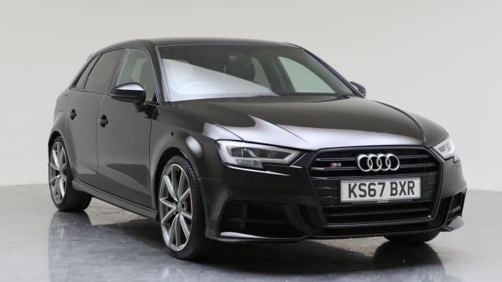2017 Used Audi S3 2L Black Edition TFSI