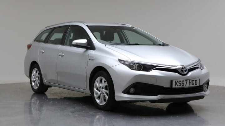 2017 Used Toyota Auris 1.8L Icon VVT-h