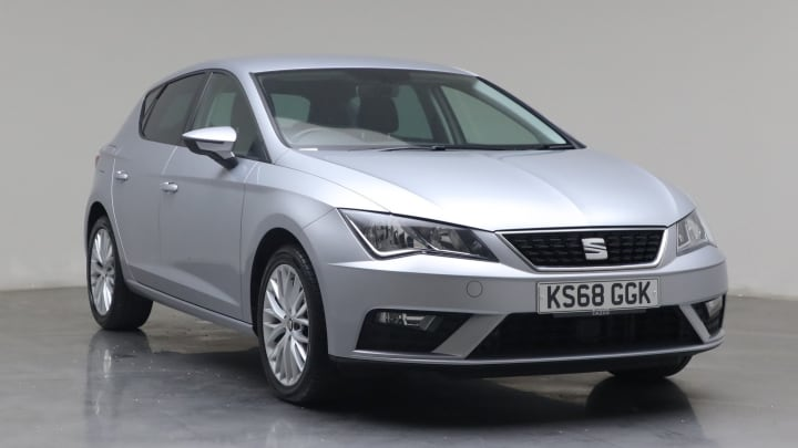 2018 used Seat Leon 1.2L SE Dynamic Technology TSI