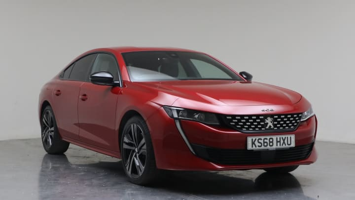 2019 Used Peugeot 508 1.6L First Edition PureTech