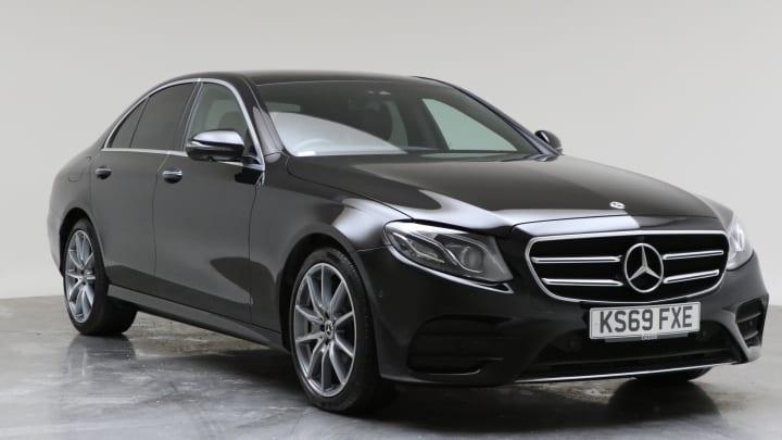 2019 Used Mercedes-Benz E Class 2.9L AMG Line Edition E350d