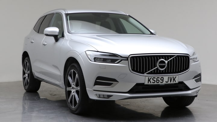 2019 Used Volvo XC60 2L Inscription Pro MHEV B5