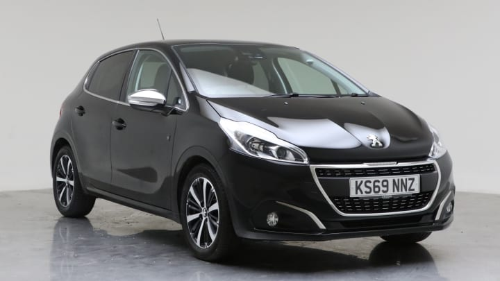 2019 Used Peugeot 208 1.5L Tech Edition BlueHDi