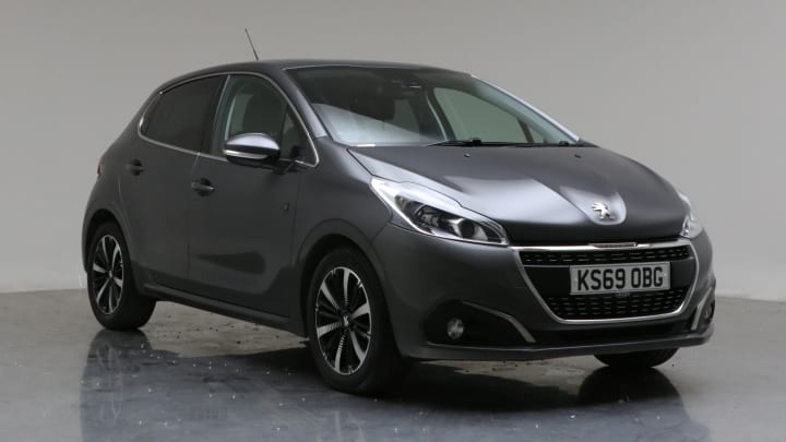 2019 Used Peugeot 208 1.2L Tech Edition PureTech