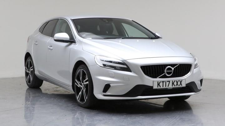 2017 Used Volvo V40 2L R-Design Pro D2