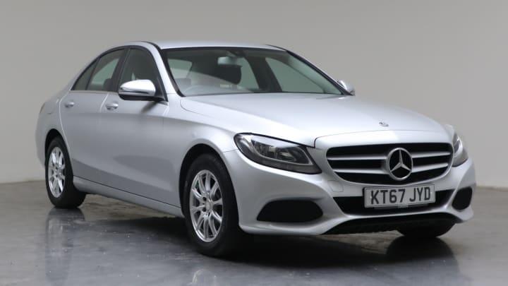 2017 Used Mercedes-Benz C Class 2.1L SE C220d