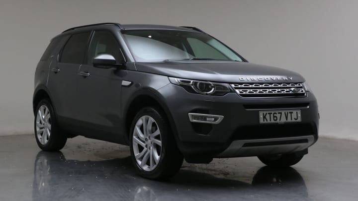 2018 Used Land Rover Discovery Sport 2L HSE Luxury TD4