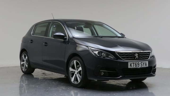 2020 Used Peugeot 308 1.5L Allure BlueHDi