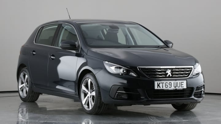 2020 Used Peugeot 308 1.5L Allure BlueHDi