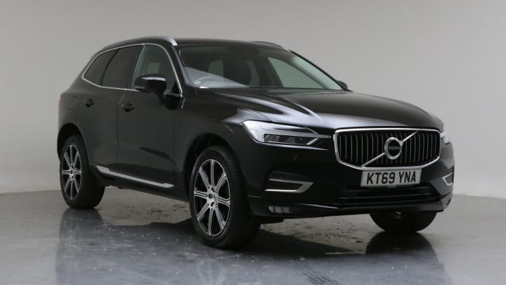 2020 Used Volvo XC60 2L Inscription Pro MHEV B5