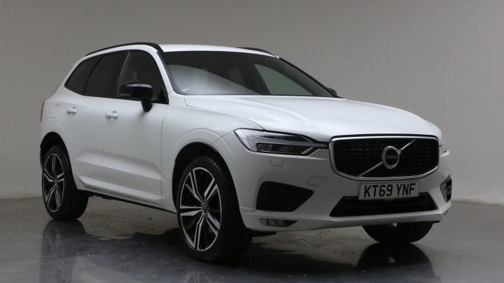 2020 Used Volvo XC60 2L R-Design Pro MHEV B5