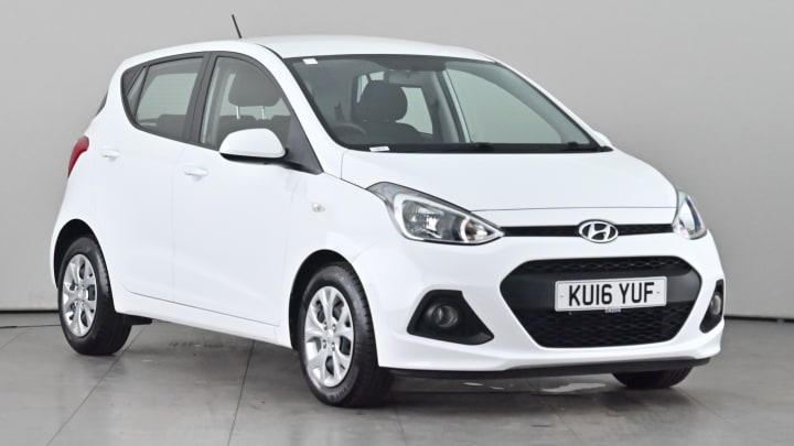 2016 Used Hyundai i10 1L SE