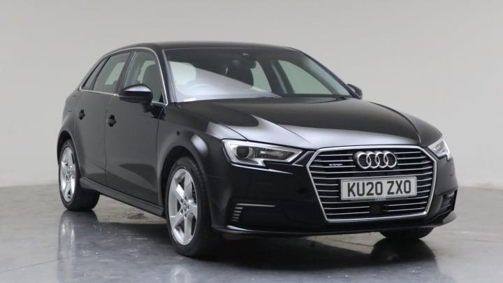 2020 Used Audi A3 1.4L e-tron TFSIe