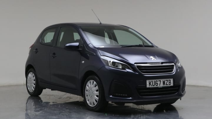 2017 Used Peugeot 108 1L Active