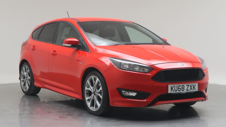 2018 Used Ford Focus 1.5L ST-Line TDCi