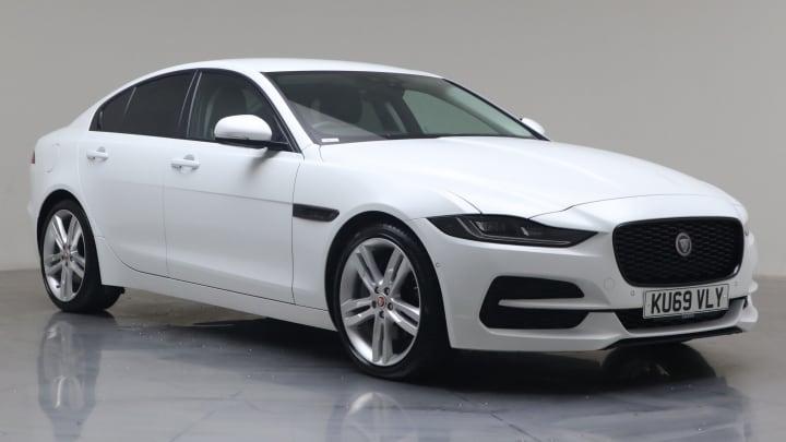 2019 Used Jaguar XE 2L HSE d
