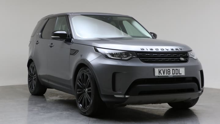 2018 Used Land Rover Discovery 3L HSE TD V6
