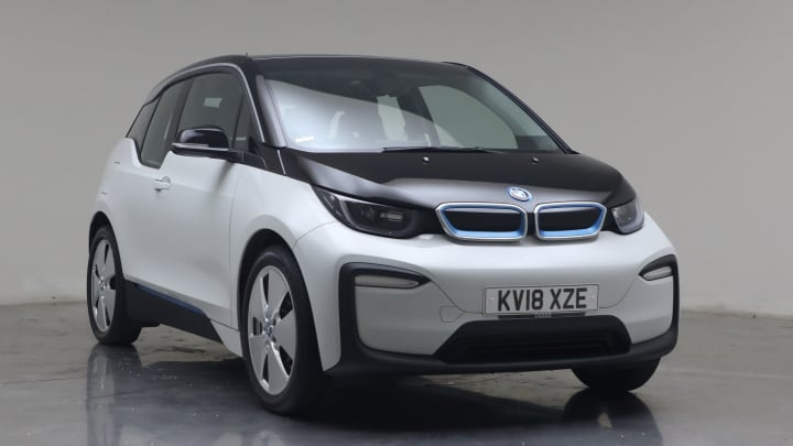 2018 Used BMW i3 21.6kWh