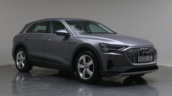 2020 used Audi e-tron Technik