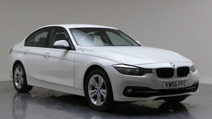 2016 Used BMW 3 Series 1.5L Sport 318i
