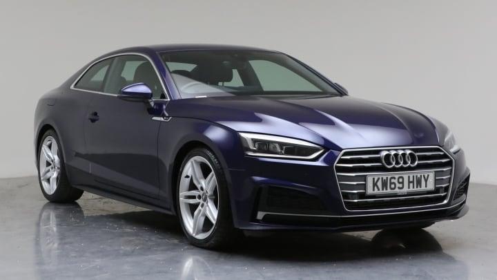 2020 Used Audi A5 2L S line TFSI
