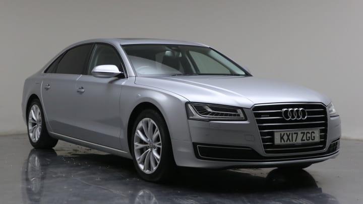 2017 used Audi A8 3L SE Executive TDI