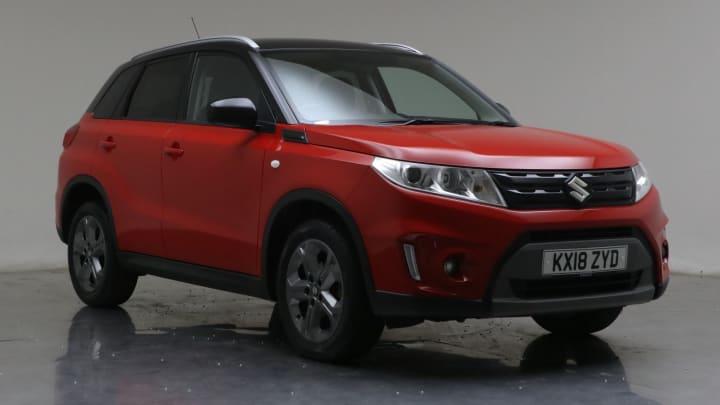 2018 Used Suzuki Vitara 1.6L SZ-T