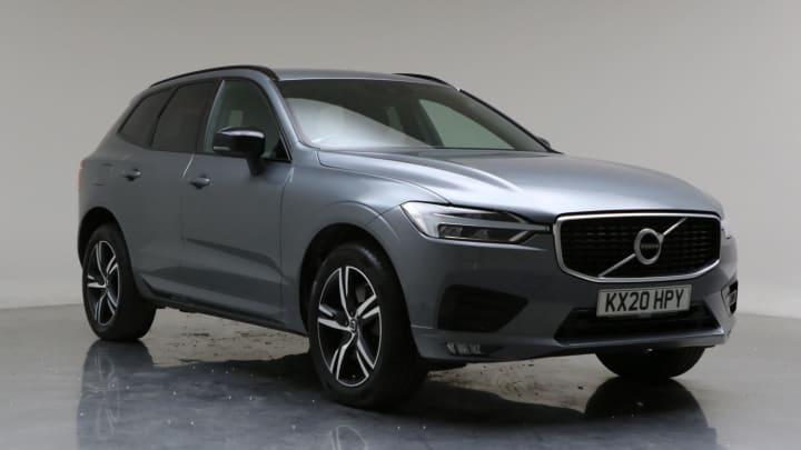 2020 Used Volvo XC60 2L R-Design MHEV B5